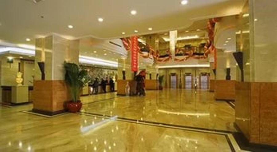 Отель 4 звезд китай