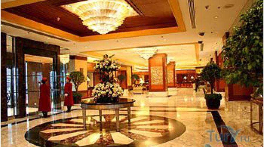 Отель 5 звезд китай