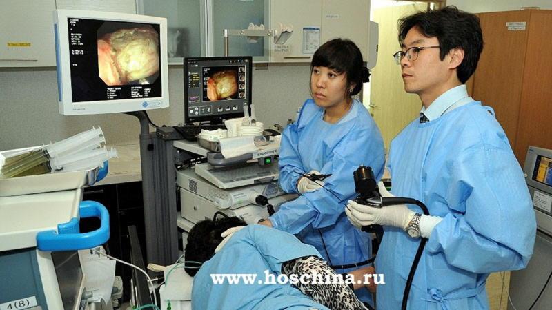 Урология в Китае